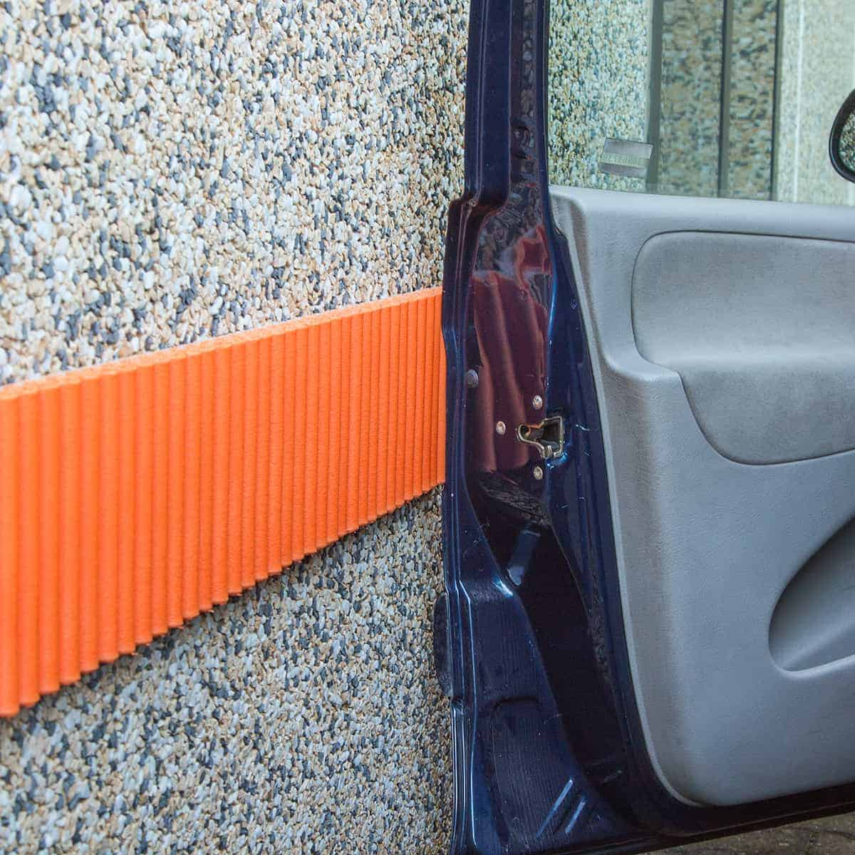 Mondaplen® Wall Bumper [Car Door Protectors] orange & Mondaplen® Wall Bumper [Car Door Protectors] orange - Leggero Design